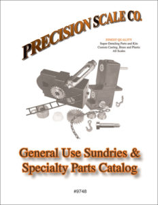 General Use Model Train Parts Catalog