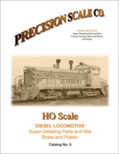Precision Scale Company – Importer of Brass Model Trains